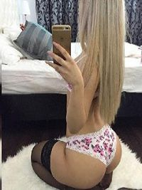 Escort Pamela in Czech Republic